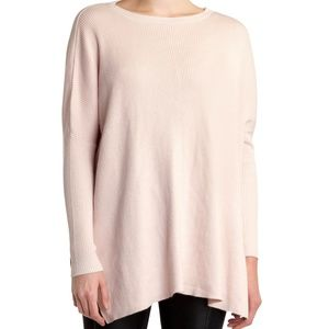 Ted Baker Pink Oversized BatWing Sweater Maggiee